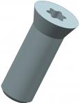 Spare screws
