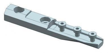 Winding plate holder